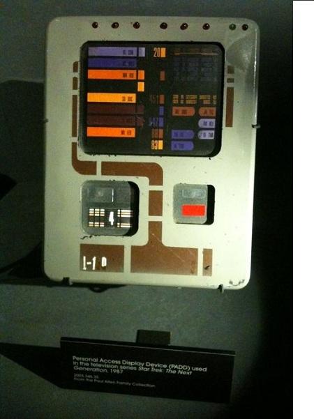 Original iPad, circa 1987