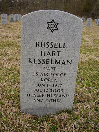 My father's grave stone